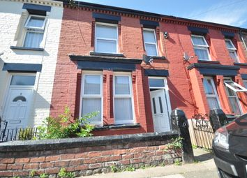Thumbnail 2 bed terraced house to rent in Tudor Road, Rock Ferry