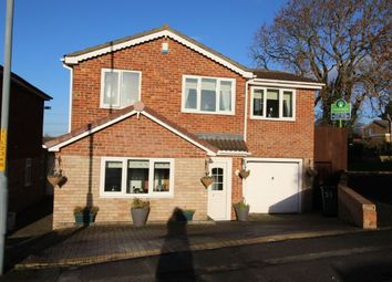 Thumbnail 4 bed detached house for sale in Leicester Way, Eaglescliffe, Stockton-On-Tees