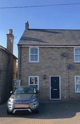Thumbnail 2 bed terraced house to rent in Station Road, St. Neots