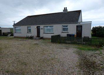 Thumbnail 4 bed detached bungalow for sale in John O' Groats, Wick
