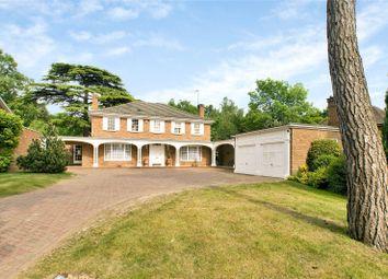 Thumbnail 5 bed detached house to rent in Fairmile Lane, Cobham, Surrey