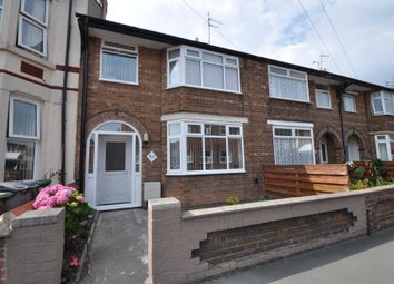 Thumbnail 3 bed terraced house for sale in Croxteth Avenue, Wallasey