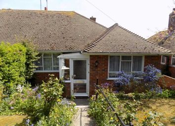 Thumbnail 2 bedroom bungalow for sale in Hillcrest Road, Newhaven