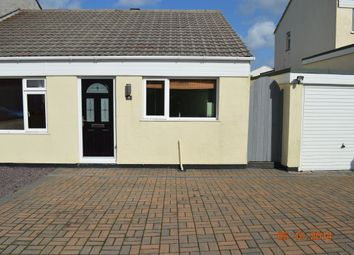 Thumbnail 3 bed bungalow to rent in Polruan Road, Redruth
