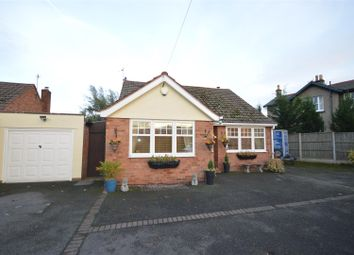 Thumbnail 3 bed detached bungalow for sale in Leighton Road, Parkgate, Neston