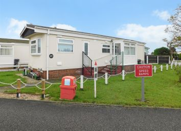 Thumbnail 1 bed detached bungalow for sale in Sunnyside Park, Ses Lane, Ingoldmells