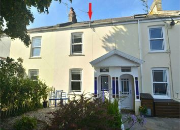 Thumbnail 1 bed terraced house to rent in Claremont Terrace, Truro, Cornwall