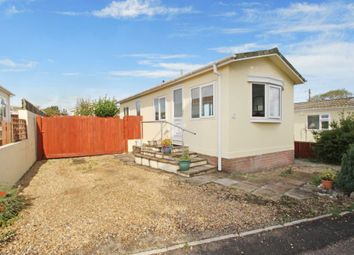 Thumbnail 1 bedroom mobile/park home for sale in Winterborne Whitechurch, Blandford Forum