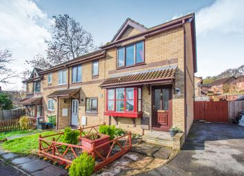 Thumbnail 2 bedroom end terrace house for sale in Heather Court, Ty Canol, Cwmbran