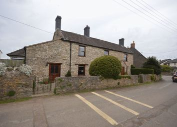 Thumbnail 4 bed detached house to rent in Lower Road, Hinton Blewett, Bristol