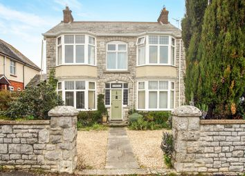 Thumbnail 4 bed detached house for sale in Cranford Avenue, Weymouth