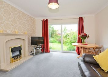 Thumbnail 2 bed bungalow for sale in Almsford Road, York
