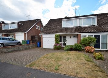 Thumbnail 3 bed semi-detached house for sale in Cheviot Road, Sandhurst
