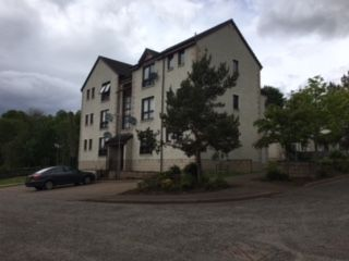 Thumbnail 1 bed property for sale in Tulloch Square, Dingwall
