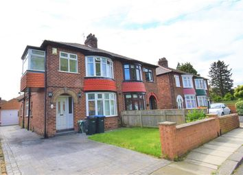 Thumbnail 3 bed semi-detached house for sale in Wordsworth Vale, Acklam, Middlesbrough