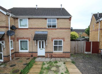 Thumbnail 2 bed semi-detached house for sale in Rose Walk, Scunthorpe