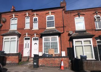 Thumbnail 6 bed terraced house to rent in Avondale Road, Sparkhill, 6 Bedroom Hmo Spec
