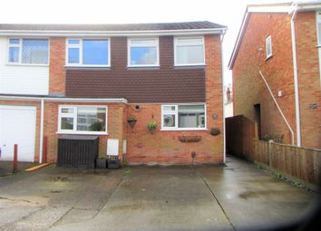 Thumbnail 3 bedroom semi-detached house for sale in Flowers Close, Hamble, Southampton