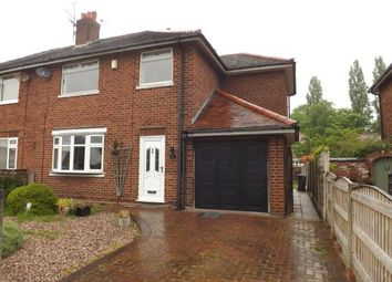 Thumbnail 4 bed semi-detached house for sale in Queens Crescent, Padgate, Warrington, Cheshire