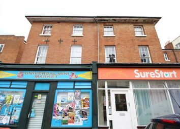 Thumbnail 3 bed flat to rent in Flat 1, 37 Clemens Street, Leamington Spa