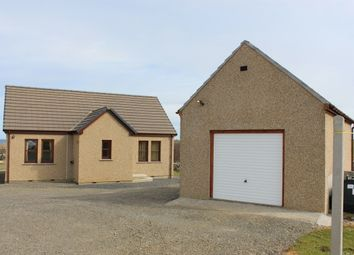 Thumbnail 2 bed detached bungalow for sale in Bu Road, Burray, Orkney
