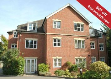 Thumbnail 2 bed flat to rent in Claremont Place, Blackwater, Camberley