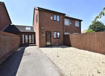 Thumbnail 2 bed semi-detached house for sale in Woodward Drive, L/Green