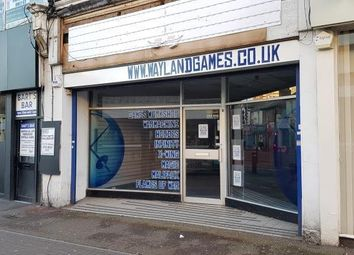 Thumbnail Retail premises to let in Shop, 12, Southchurch Road, Southend-On-Sea