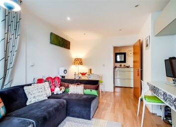Thumbnail 1 bed flat for sale in Waterside Apartment, Goodchild Road, London