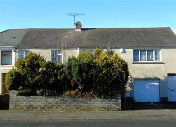 Thumbnail 4 bed property for sale in Glynhir Road, Swansea