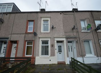 Thumbnail 3 bed terraced house to rent in Melbourne Terrace, High Harrington, Workington