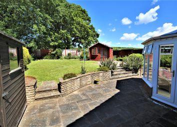 Thumbnail 3 bedroom detached bungalow for sale in Moorham Road, Winscombe