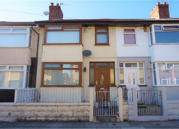 Thumbnail 3 bed terraced house for sale in Glen Road, Liverpool