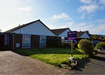 Thumbnail 2 bed detached bungalow for sale in Vinnicombes Road, Exeter