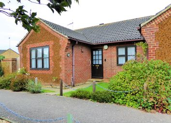 Thumbnail 2 bed semi-detached bungalow for sale in Alexandra Way, Downham Market