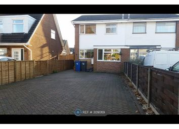 Thumbnail 3 bed semi-detached house to rent in Ingleby Road, Long Eaton, Nottingham