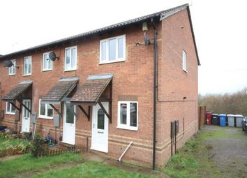 Thumbnail 2 bed end terrace house to rent in Teal Close, Burton Latimer