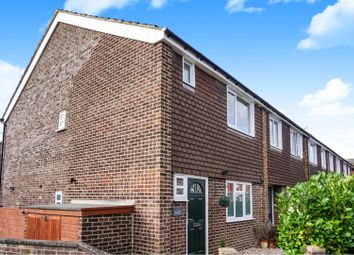 Thumbnail 3 bedroom end terrace house for sale in Kingsham Avenue, Chichester