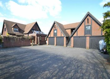 Thumbnail 4 bed detached house for sale in The Sydings, Speen, Newbury, Berkshire