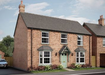 Thumbnail 4 bed detached house for sale in The Nearsborough, Off Dukes Meadow Drive, Banbury Oxfordshire