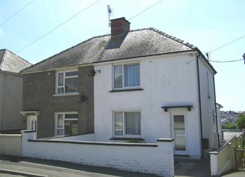 Thumbnail 3 bed semi-detached house for sale in Precelly Place, Milford Haven