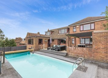 Thumbnail 5 bed detached house for sale in Falmer Road, Brighton