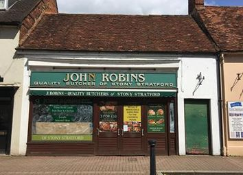 Thumbnail Retail premises to let in 20 High Street, Stony Stratford, Milton Keynes