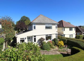 Thumbnail 3 bed detached house for sale in Cradoc Road, Brecon