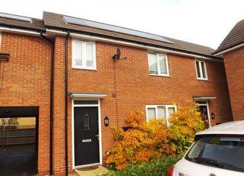 Thumbnail 2 bedroom terraced house for sale in Meacham Meadow, Wolverton, Milton Keynes, Buckinghamshire