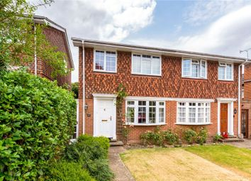 Thumbnail 3 bed semi-detached house for sale in Rosetrees, Guildford, Surrey