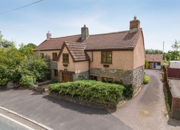 Thumbnail 4 bed cottage for sale in Bath Road, Knowle, Bridgwater