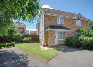 Thumbnail 1 bed end terrace house for sale in Lingfield Park, Downend, Bristol