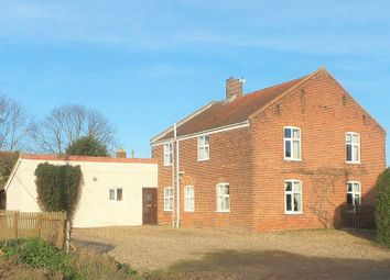 Thumbnail 4 bed detached house for sale in Stalham Road, Sea Palling, Norwich