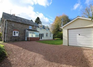 Thumbnail 3 bed property to rent in Coed Morgan, Abergavenny